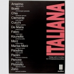Italiana from Arte Povera to Transavanguardia. 1994